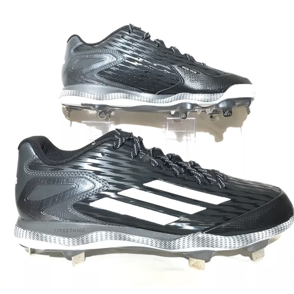 6f7ce6b161e6 Adidas PowerAlley 3 TF Turf Cleats Q16554 Multi SZ